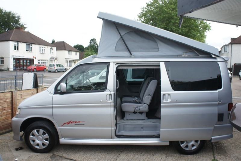 used Mazda Bongo AUTO PETROL 4 BERTH CAMPERVAN in new-haw-surrey