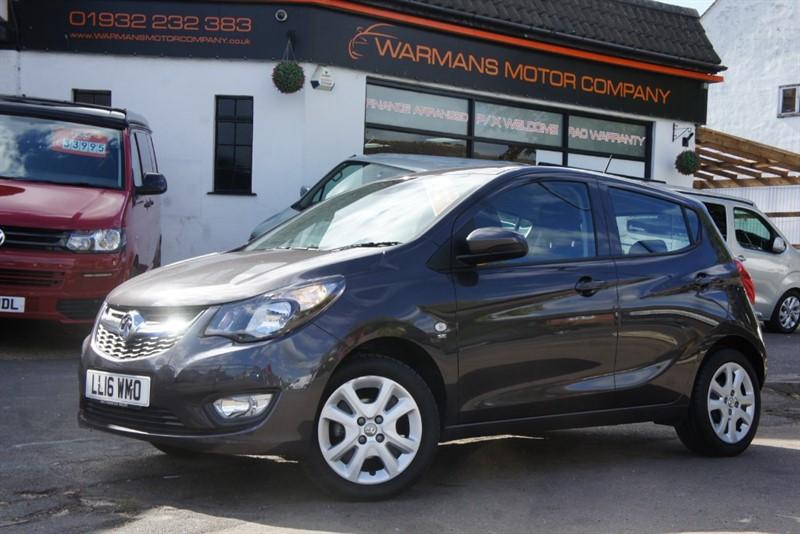 used Vauxhall Viva SE in new-haw-surrey