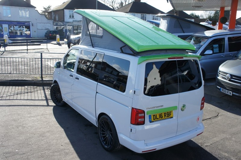 used VW Camper T6 t5 102BHP  4 BERTH + 20