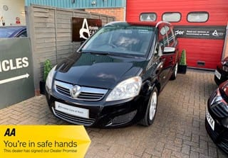 Vauxhall Zafira for sale in Rochester, Kent
