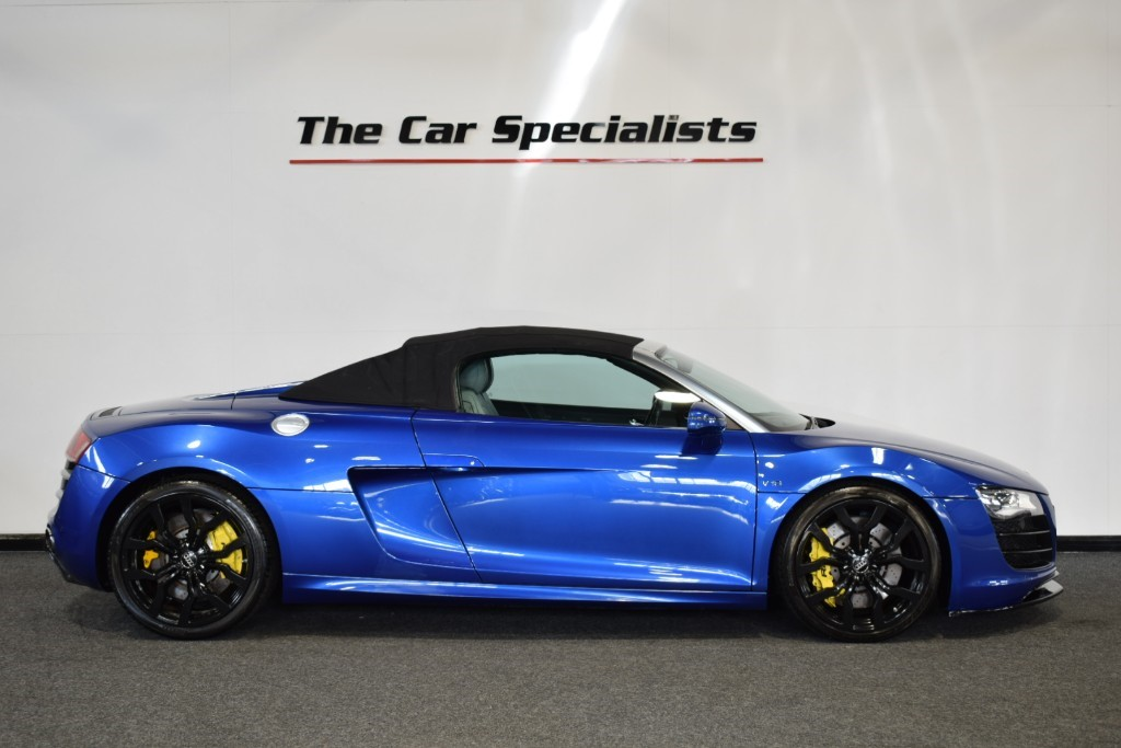 Audi R8 The Car Specialists South Yorkshire