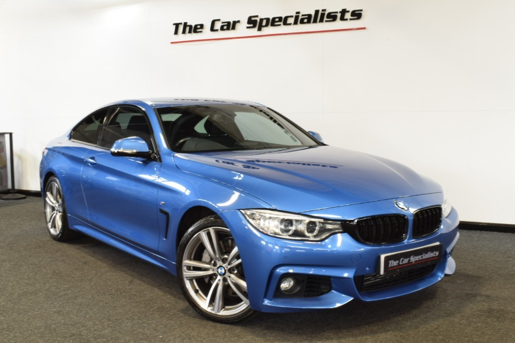 BMW 435d | The Car Specialists | South Yorkshire