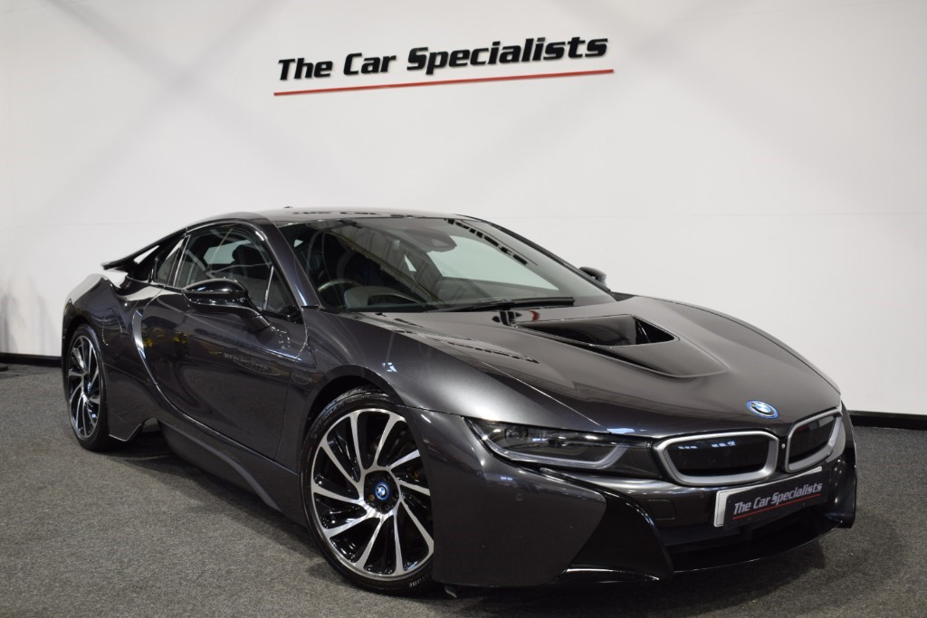 Bmw I8 The Car Specialists South Yorkshire