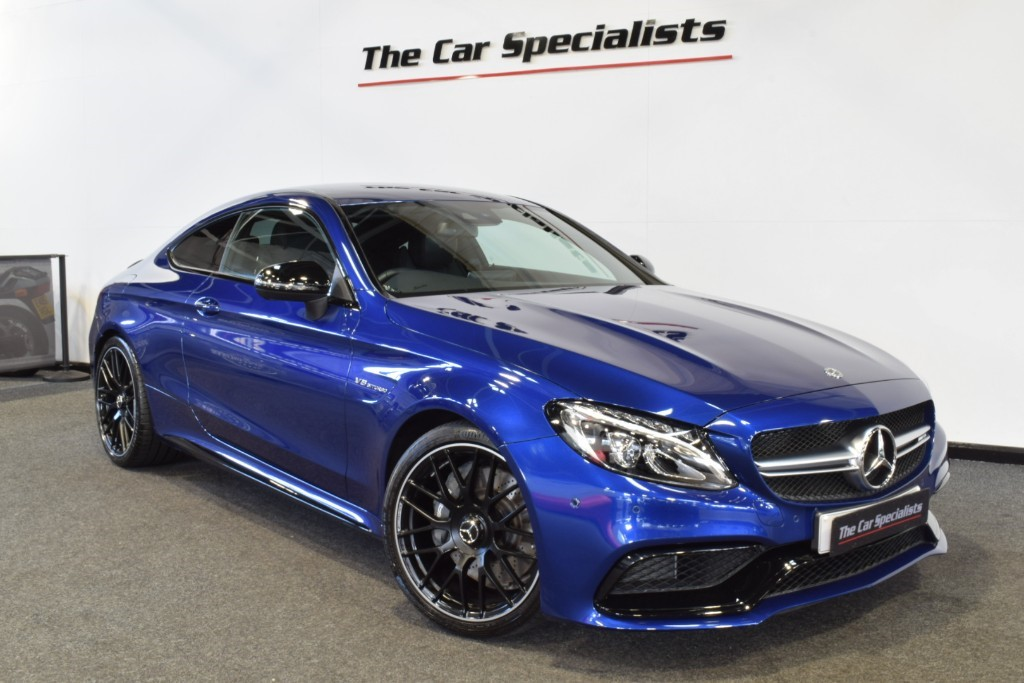 Mercedes C63 Amg The Car Specialists South Yorkshire