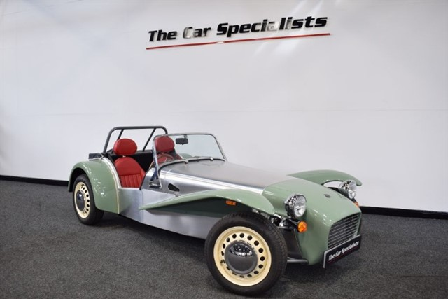 Caterham Unlisted