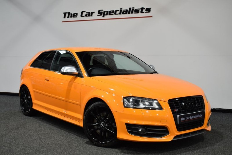 used Audi S3 2.0 QUATTRO BOSE FULL LEATHER BLUETOOTH  in sheffield