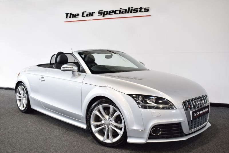used Audi TTS 2.0 TFSI QUATTRO MAGNETIC RIDE SAT NAV  in sheffield