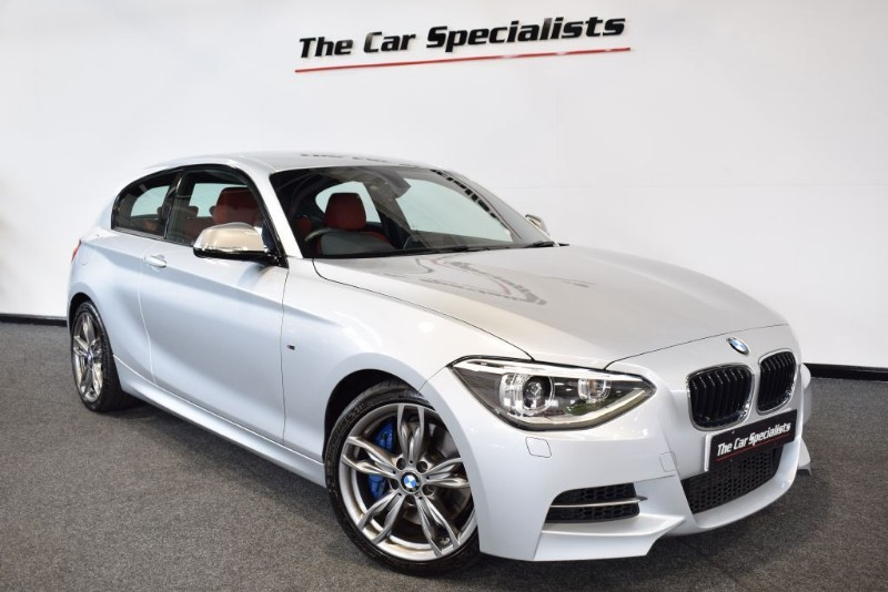 used BMW 135i M SPORT FULL LEATHER BLUETOOTH DAB RADIO in sheffield