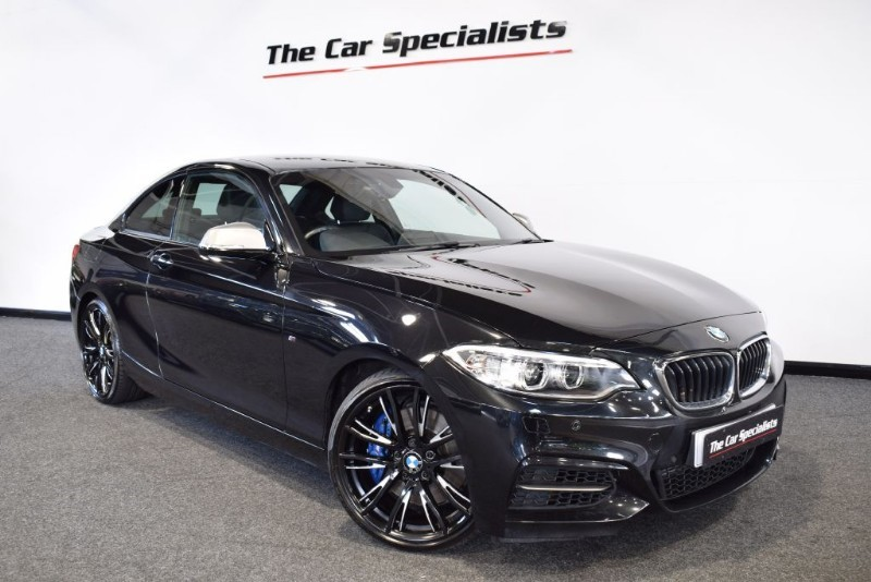 used BMW M235i 3.0 M PERFORMANCE ALLOYS SATNAV COMFORT PACK in sheffield