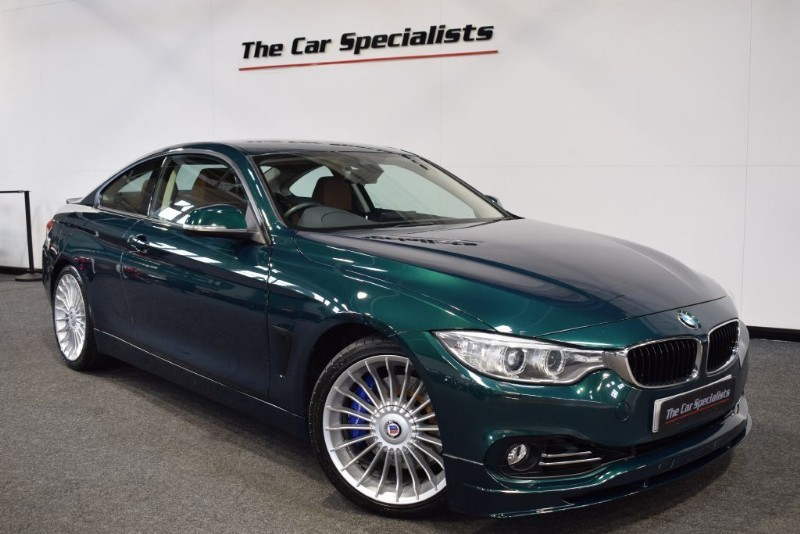 used BMW Alpina 3.0 D4 BI TURBO AUTO **EXTREMELY RARE** SAT NAV DAB LEATHER BMW S/H in sheffield