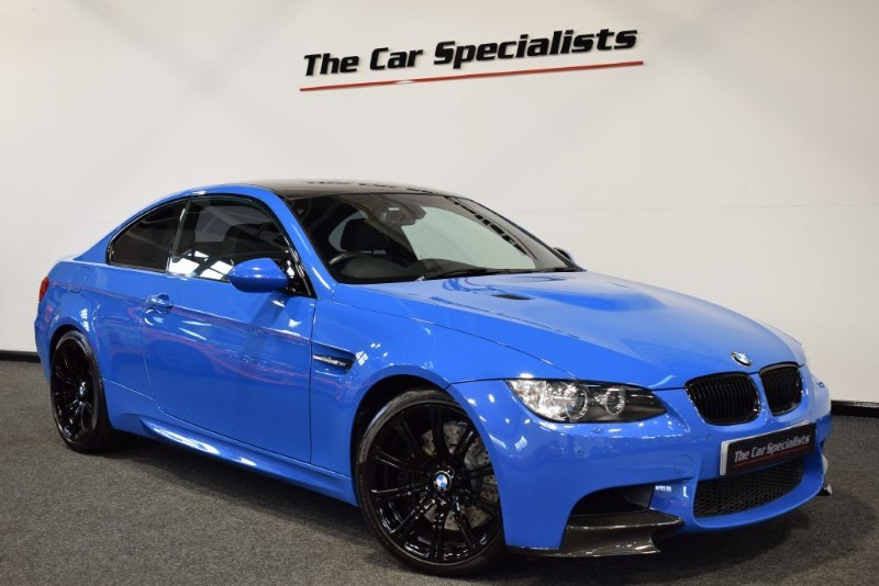 used BMW M3 4.0 LIMITED EDITION 500 EDC DCT PRO NAV NOVILLO LEATHER *RARE 1 OF 500* in sheffield