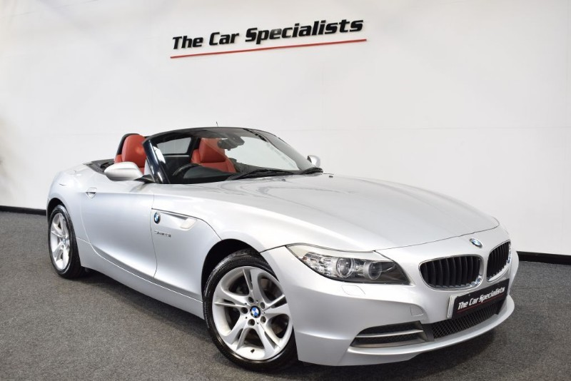 used BMW Z4 23i 2.5 S DRIVE ROADSTER PRO NAV BLUETOOTH FULL LEATHER in sheffield