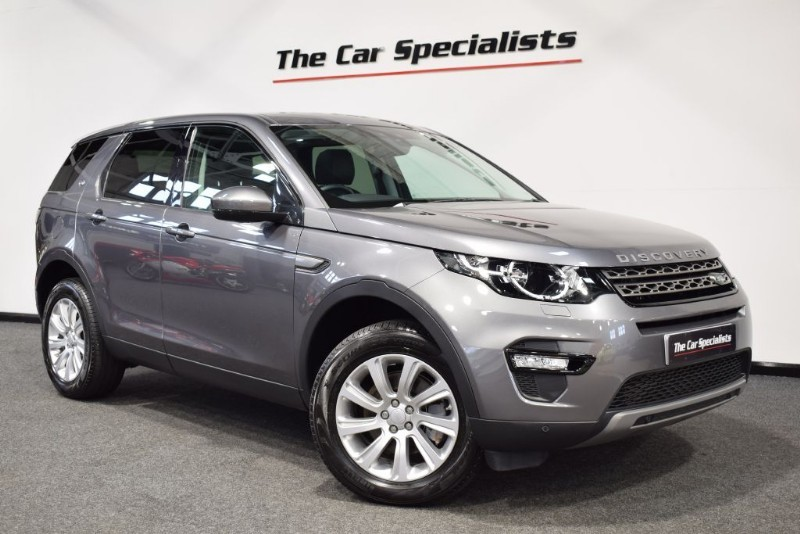 used Land Rover Discovery Sport 2.2 SD4 SE TECH PANORAMIC ROOF GRAINED LEATHER SAT NAV REAR PRIVACY 7 SEATS in sheffield