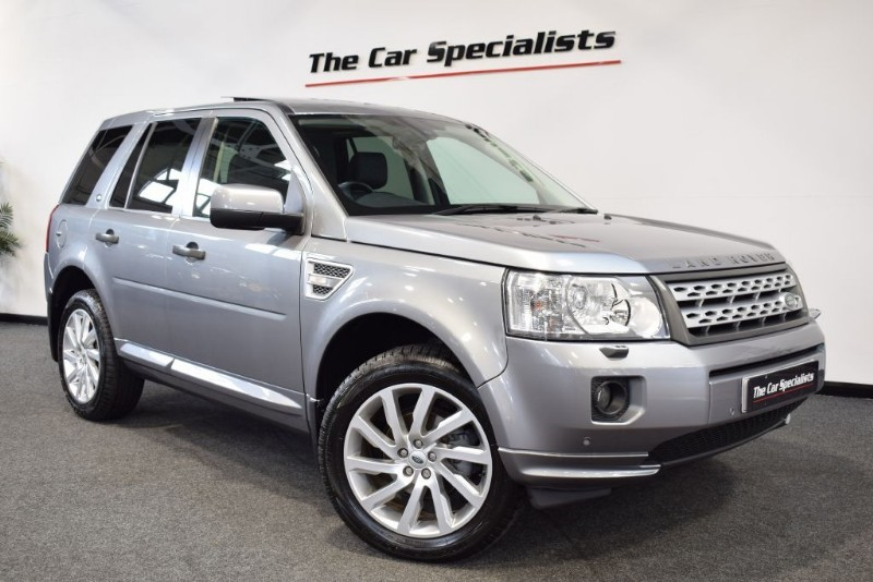 used Land Rover Freelander SD4 HSE ALPINE SAT NAV BLUETOOTH SUNROOFS in sheffield