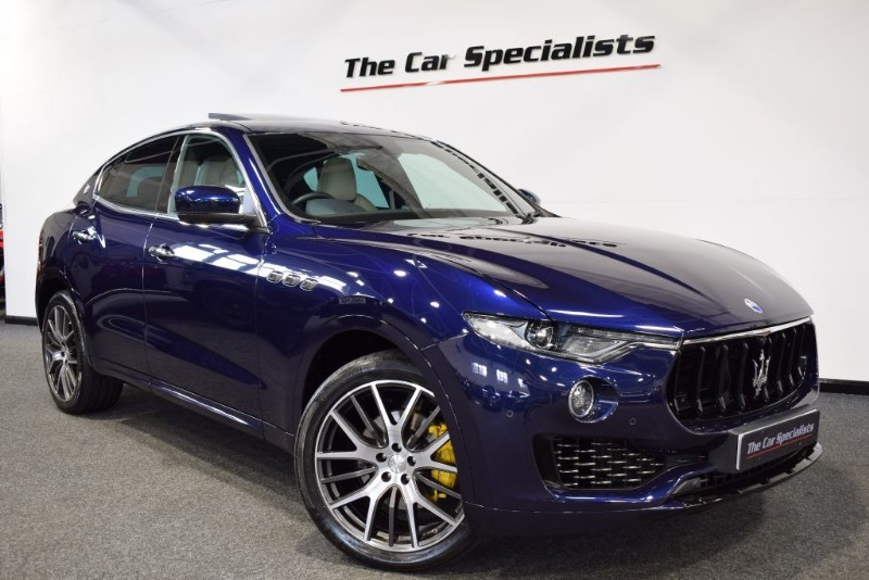 Maserati Levante for sale
