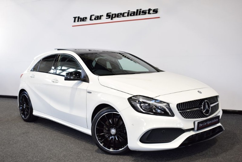 used Mercedes A220 2.1 4MATIC AMG LINE PREMIUM PLUS COMAND PAN ROOF E/MEMORY SEATS R/CAMERA  in sheffield