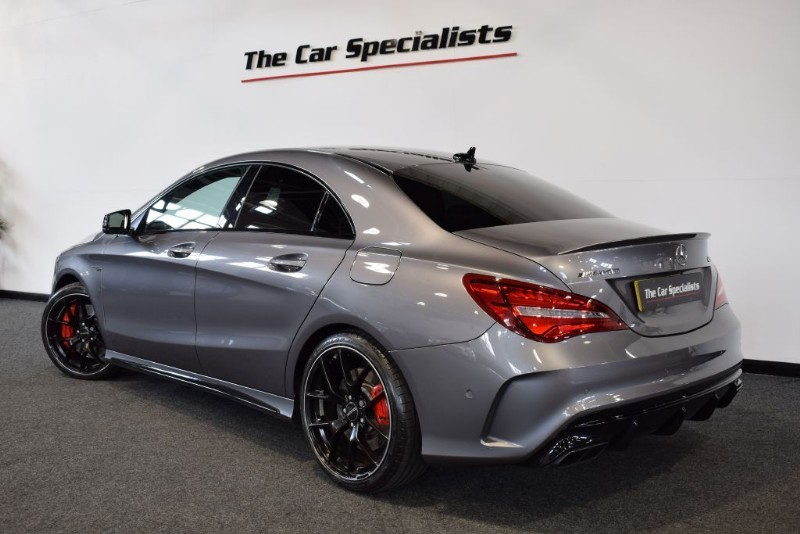 Used mountain grey mercedes cla45 amg for sale south for Mercedes benz mountain view