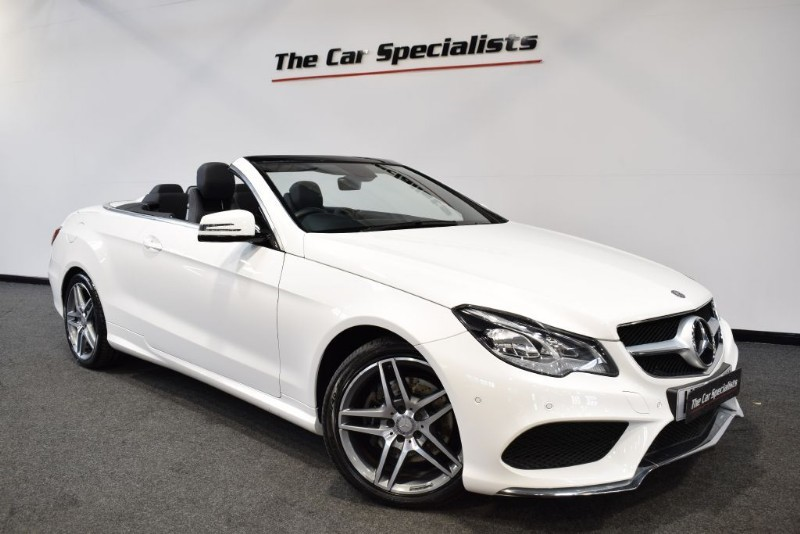 used Mercedes E220 BLUETEC AMG LINE COMAND BLUETOOTH  in sheffield