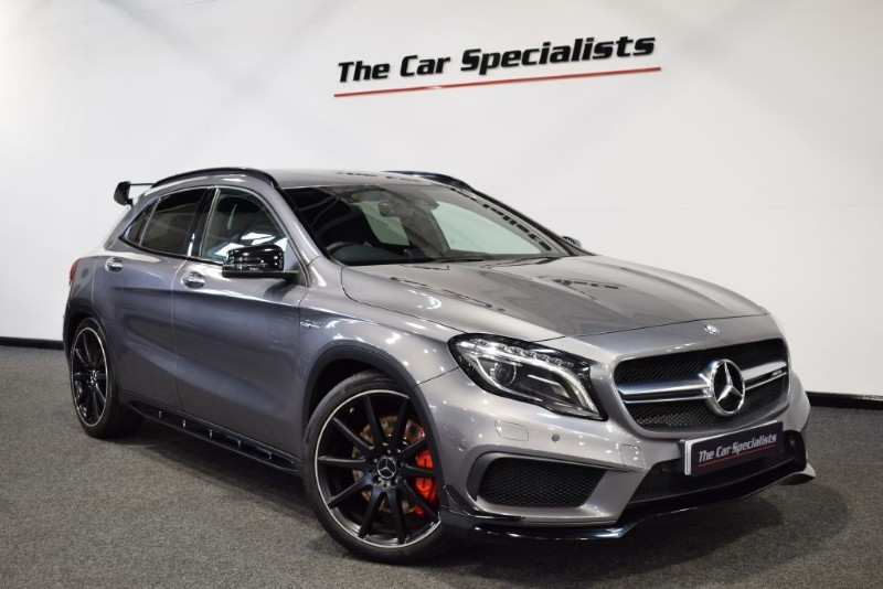 Mercedes GLA45 for sale