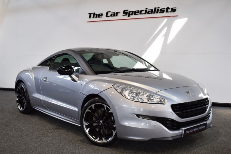 used Peugeot RCZ 2.0 HDI GT FULL LEATHER BLACK PACK E/M HEATED SEATS FULL S/H BLUETOOTH in sheffield