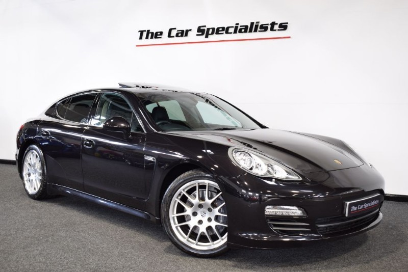 used Porsche Panamera 3.0D V6 TIPTRONIC SPORTS CHRONO BOSE AIR SUSPENSION SUNROOF PASM PSM  in sheffield