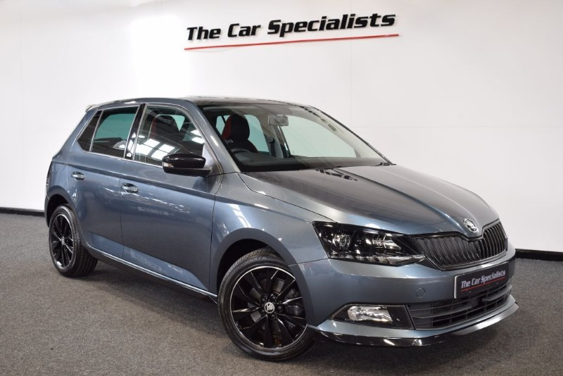 used Skoda Fabia MONTE CARLO TSI DSG *RARE DSG* PANORAMIC ROOF DAB BLUETOOTH APPLE CAR PLAY in sheffield