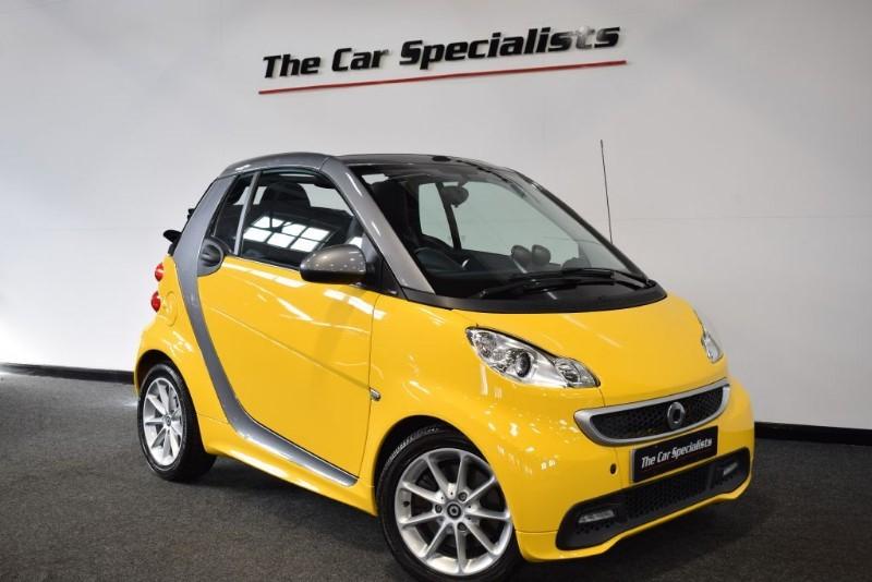 Smart Car Fortwo Cabrio for sale