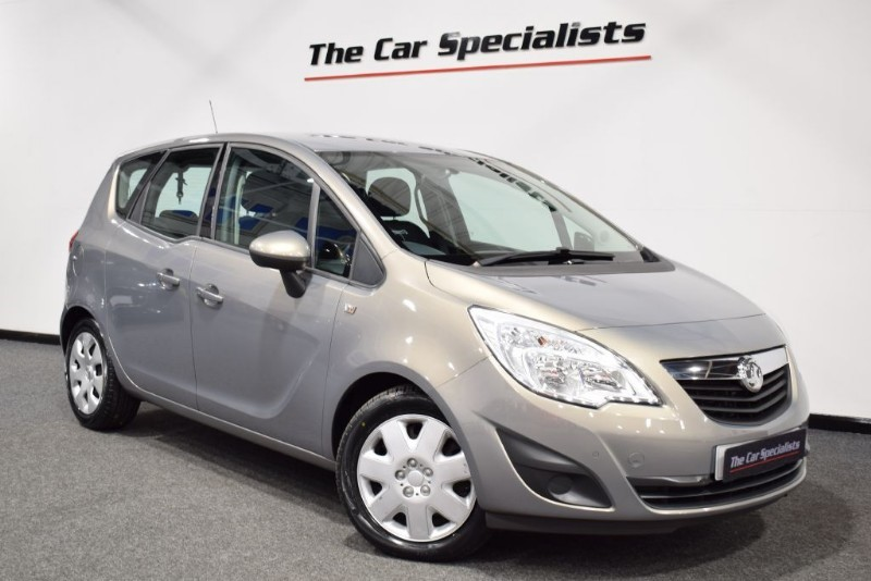 used Vauxhall Meriva EXCLUSIV 1.7 CDTI AUTO *LOW MILEAGE* *FULL SERVICE HISTORY* in sheffield