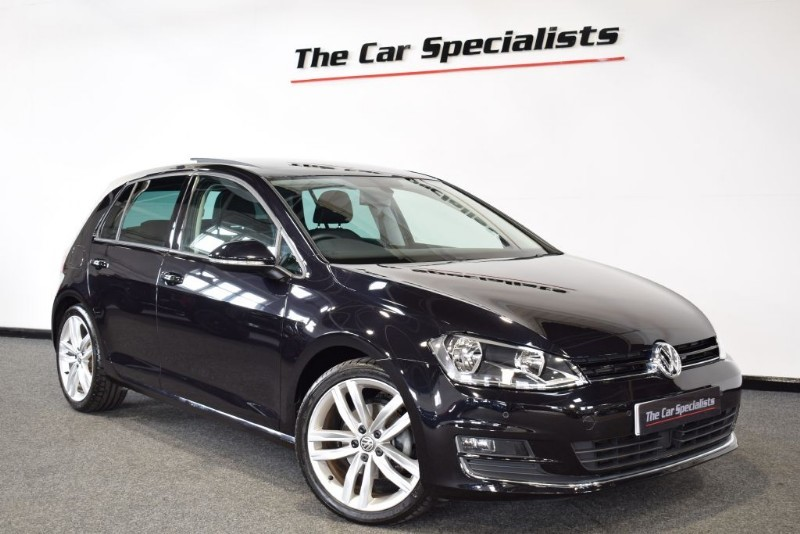used VW Golf 2.0 GT EDITION TDI BLUEMOTION TECHNOLOGY PAN ROOF SAT NAV ADAPTIVE CRUISE  in sheffield