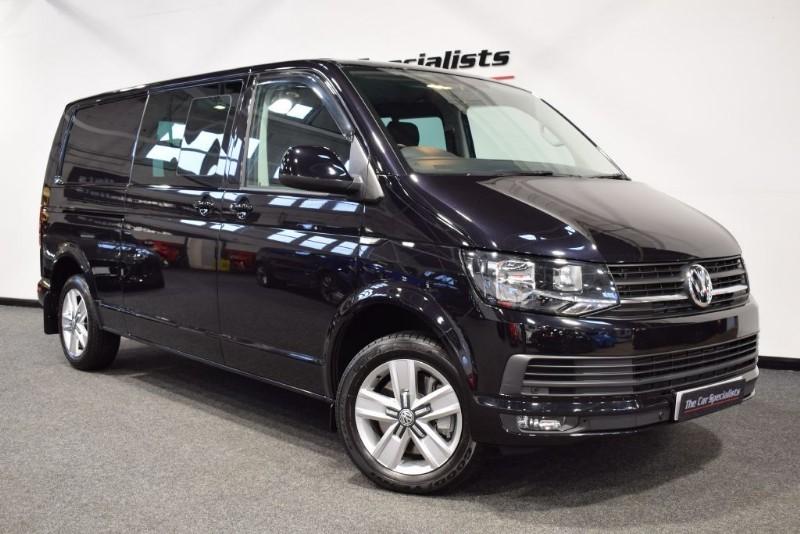 used VW Transporter 2.0 T32 TDI KOMBI HIGHLINE BMT BLUETOOTH DAB HEATED SEATS  E/SIDE DOORS in sheffield