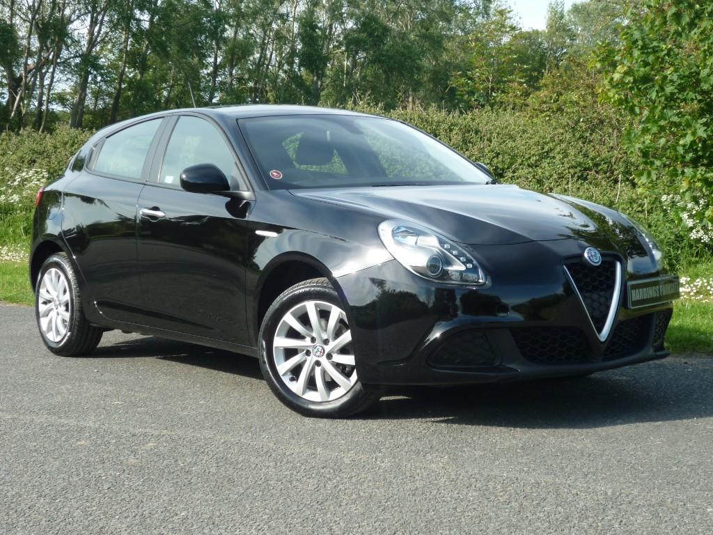 used Alfa Romeo Giulietta TB in wirral-cheshire