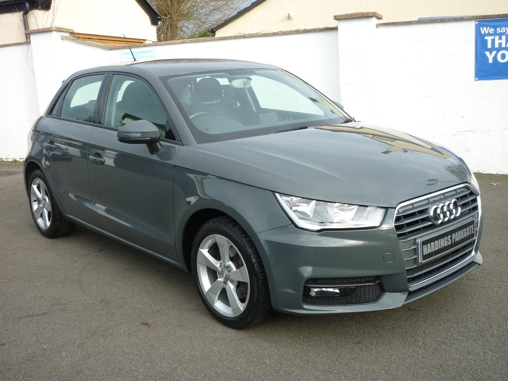used Audi A1 SPORTBACK TFSI SPORT WITH 2 YEARS FREE SERVICING used cars in wirral-cheshire