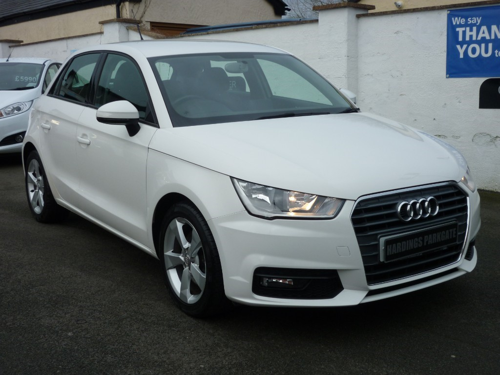 used Audi A1 SPORTBACK TDI SPORT WITH 2 YEARS FREE SERVICING * used cars in wirral-cheshire