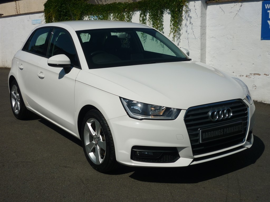 used Audi A1 SPORTBACK TDI SPORT used cars in wirral-cheshire
