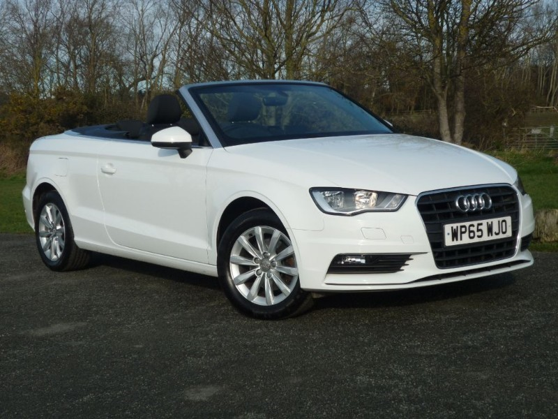 used Audi A3 TFSI 150 S-TRONIC AUTO in wirral-cheshire