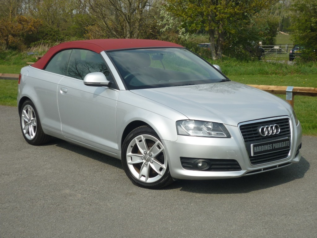 used Audi A3 TFSI SPORT in wirral-cheshire
