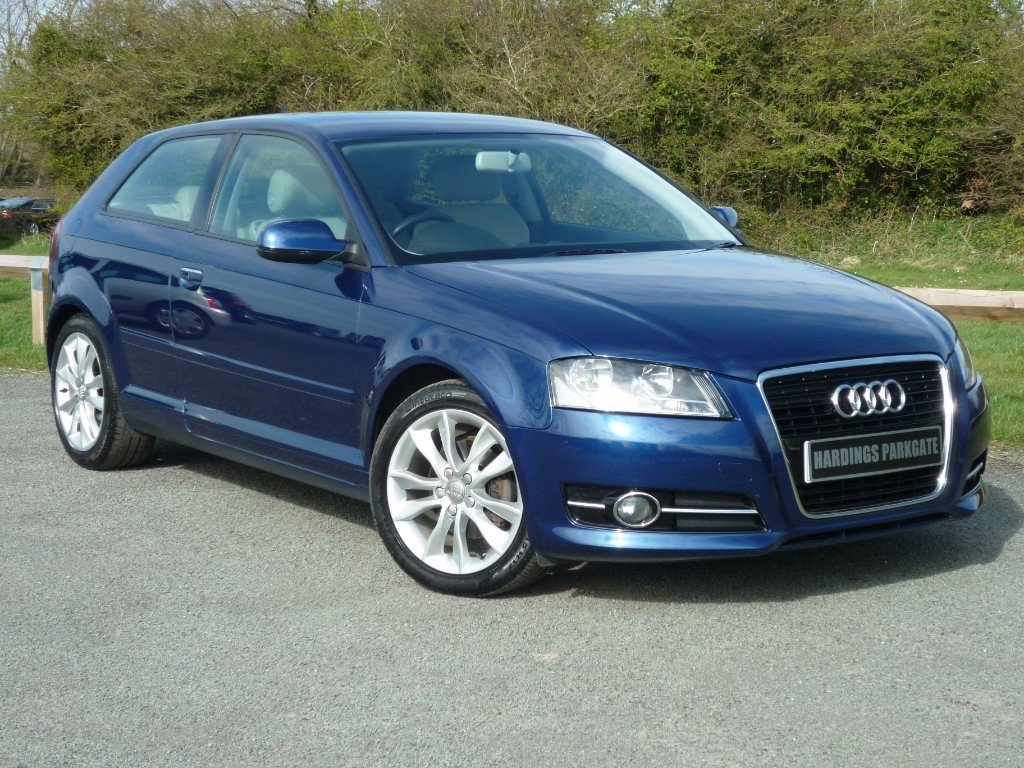 used Audi A3 TDI SPORT NAV + AA WARRANTY used cars in wirral-cheshire