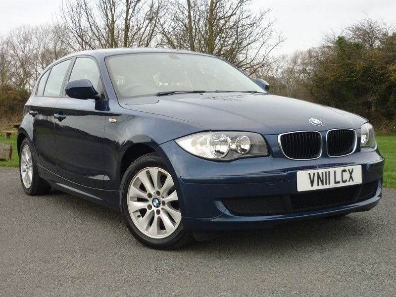 used BMW 116d ES SPORTS HATCH in wirral-cheshire