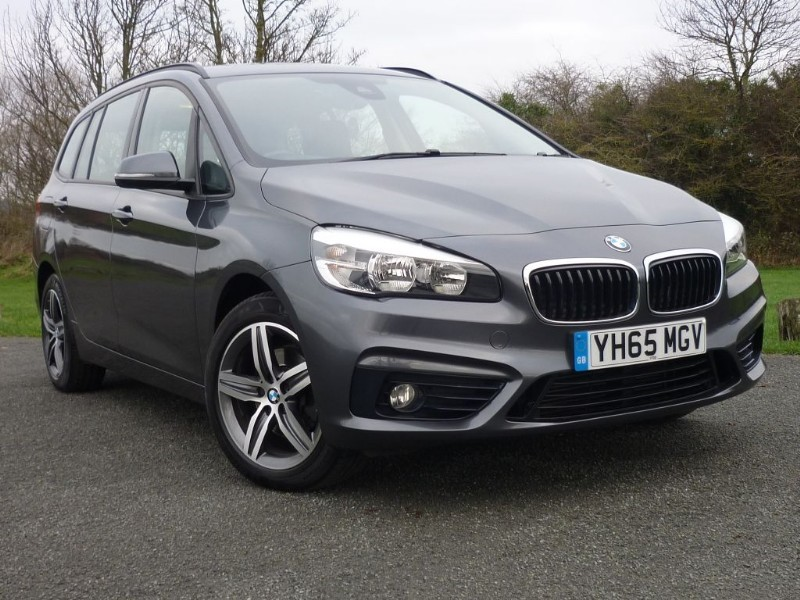 used BMW 216d SPORT GRAN TOURER [NAV 7-SEAT] in wirral-cheshire