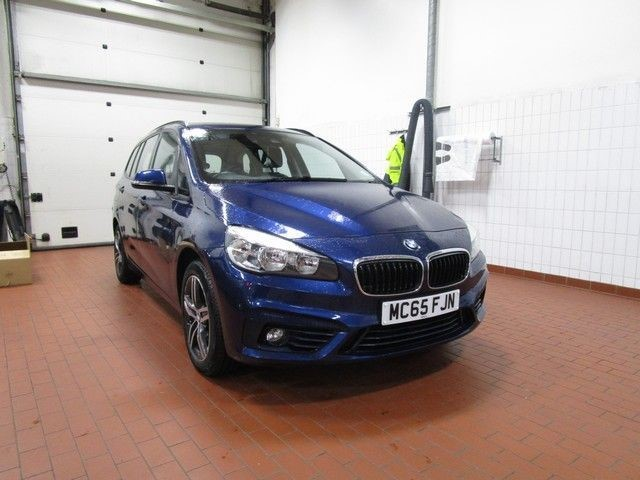 used BMW 218i SPORT GRAND TOURER 7-SEAT [NAV]  in wirral-cheshire