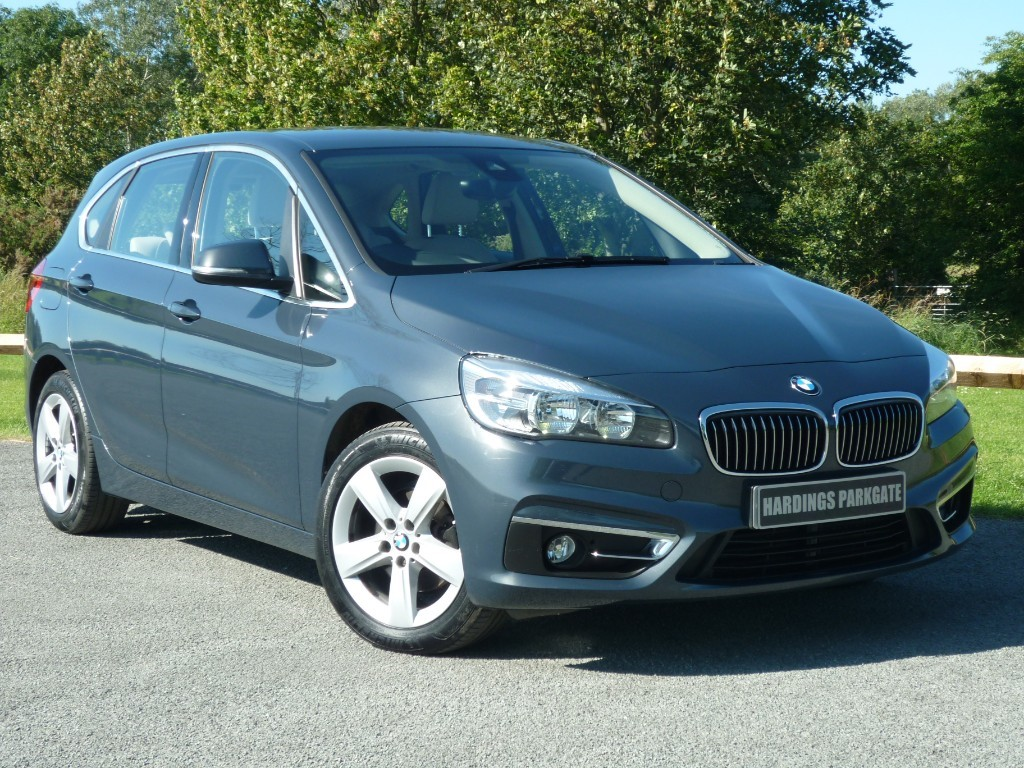 used BMW 216d LUXURY ACTIVE TOURER in wirral-cheshire