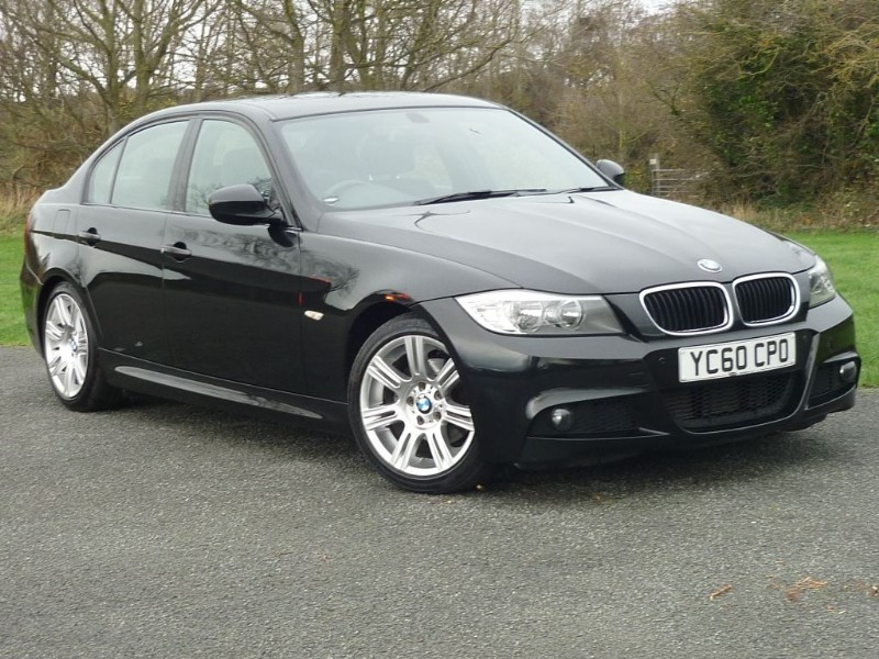 used BMW 318d M SPORT AUTO in wirral-cheshire