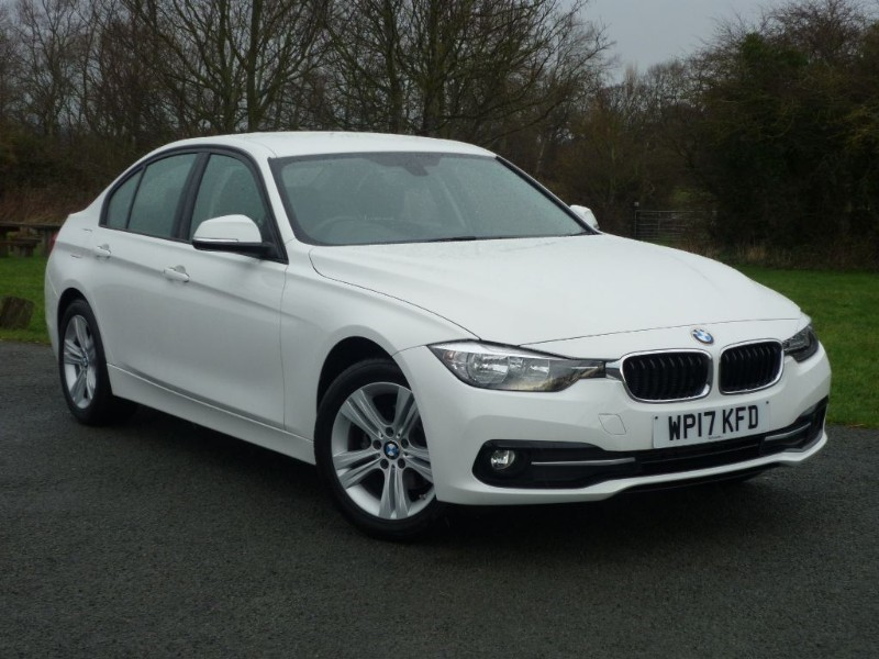 used BMW 318i SPORT [NAV] in wirral-cheshire