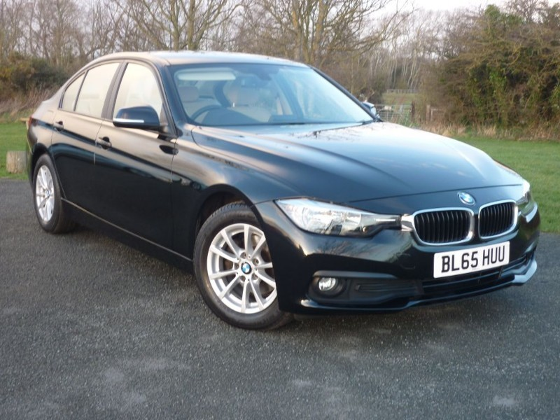 used BMW 320d ED PLUS BluePerformance [LEATHER+NAV] in wirral-cheshire