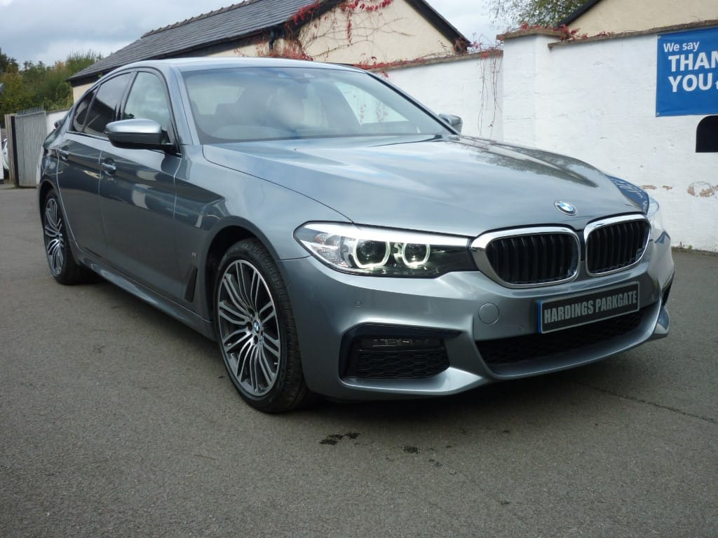 used BMW 530e M SPORT PLUG IN HYBRID 2 YEARS FREE SERVICING* used cars in wirral-cheshire