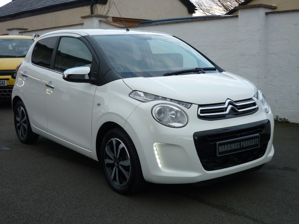used Citroen C1 PURETECH FLAIR WITH 2 YEARS FREE SERVICING* used cars in wirral-cheshire