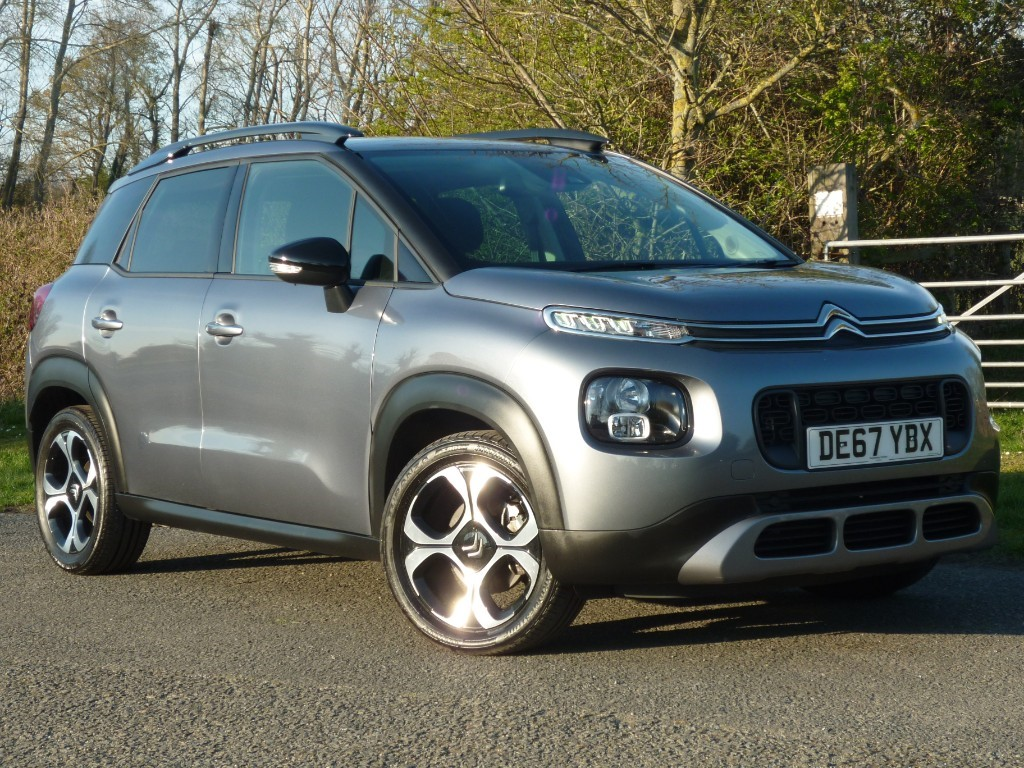 used Citroen C3 Aircross PURETECH FLAIR S/S EAT6 in wirral-cheshire