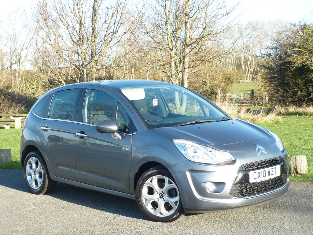 used Citroen C3 EXCLUSIVE HDI WITH 1 YEAR FREE AA MEMBERSHIP** in wirral-cheshire