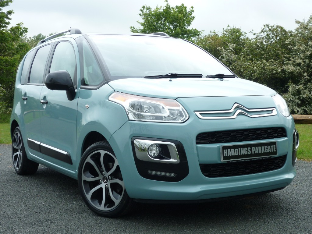 used Citroen C3 BLUEHDI PLATINUM PICASSO in wirral-cheshire