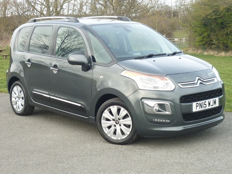 used Citroen C3 Picasso EXCLUSIVE EGS AUTO in wirral-cheshire